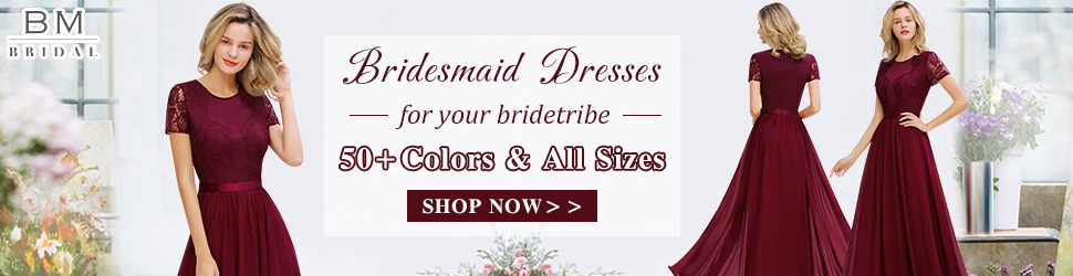 Bridesmaid Dresses at Factory Price