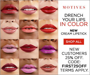 Motives Cosmetics Cream Lipstick
