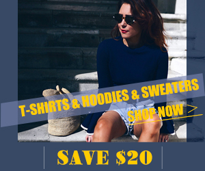 New Season Arrivals!$5 off $49+,$10 off $89+,$20 off $139+ New Fashion Styles at Choies.com!