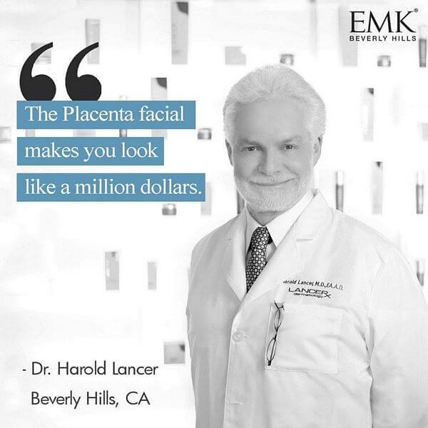 Testimonials - Dr. Harold Lancer EMK Beverly Hills Testimonial