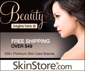 200 Brands, 5000 Products at SkinStore.com