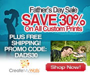 DADS30 PROMO CODE