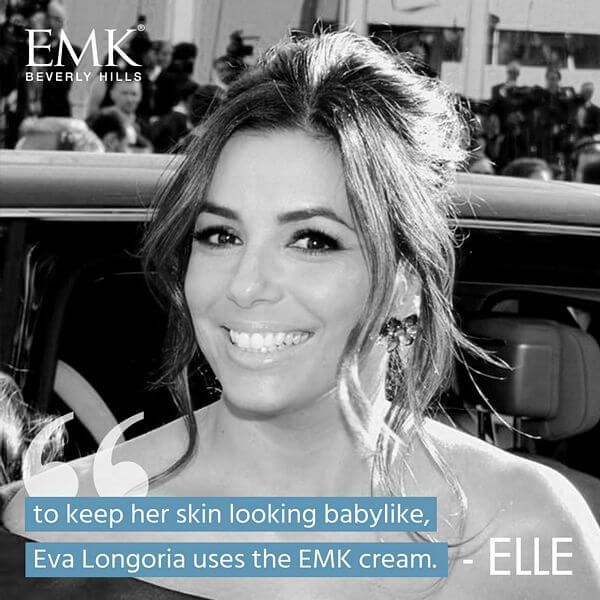 Eva Longoria EMK Beverly Hills Testimonial