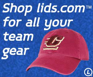 lids.comª - the #1 destination for Central Michigan hats