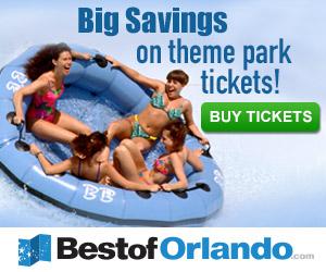 Big Savings on Orlando Theme Park Tickets!