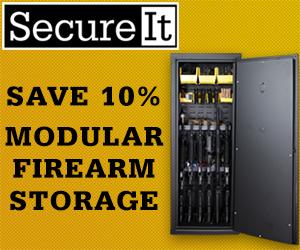 Gun Storage Accessories - SecureIt Gun Storage