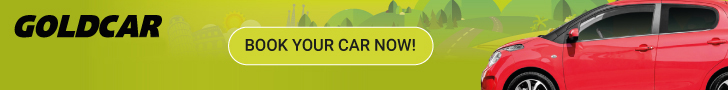 Goldcar: Latest discount offers on car hire for Spain, Italy & beyond