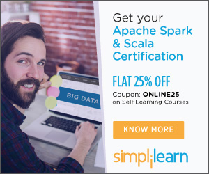 Apache Spark and Scala Certification Training