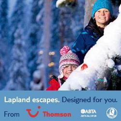 Thomson - Lapland Banner - 250x250