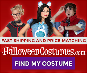 Halloween Costumes Deals 2018