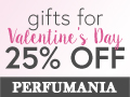 Perfumania.com deals on Perfumania Pre Valentines Day Sale: Extra 25% Off Sitewide