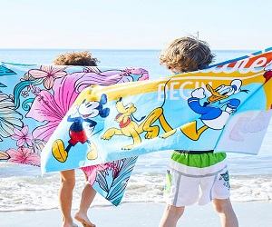 Beach Towels from ShopDisney