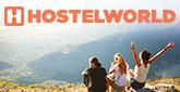 HOSTELWORLD banner