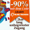 -90% : 1 Jhar lang unbegrenzter Zugang