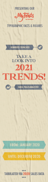 2021 Font Trends