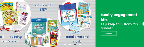 SAVE 20% OFF On Family Engagement Kits & Get Free Shipping Using Code: SAVE21 At Checkout! Shop Now!