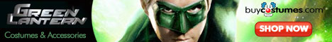Green Lantern Costumes & Accessories