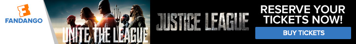 Justice League Tickets