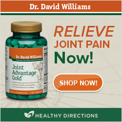 dr williams joint pain relief supplements