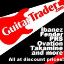 Find all the top brands at guitartrader.com