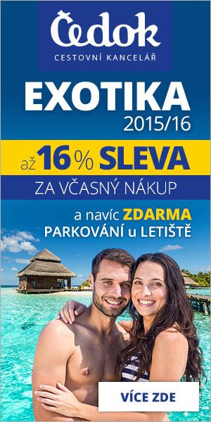 Exotika 2015/2016