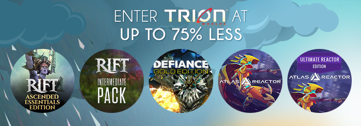 Trion Worlds content packs