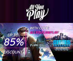 Up to 85% discount on Paradox game titles!