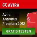 Avira AntiVirus 30 Tage kostenlos testen