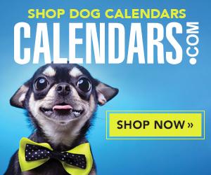 Shop Dog Calendars Now!