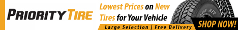Top name brands on tires at the lowest prices!