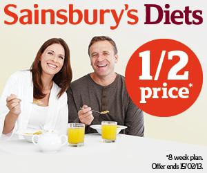 Sainsburys diets