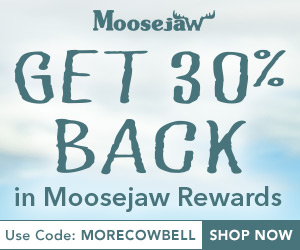 Get 30% Back in Reward Dollars on The North Face, Fjallraven, Arcteryx & more. Use code MORECOWBELL.