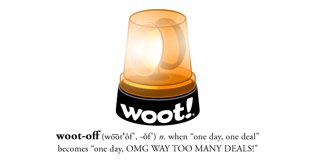 Woot Off Happening Today (5/21...