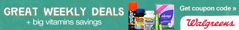 (1/13 - 1/19) 15% off Vitamin orders of $50+