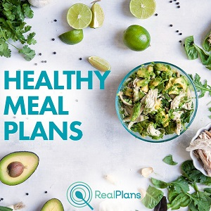 real plans, meal planning, healthy meal plans