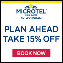 MICROTEL - Advanced Purchase - Save 15%
