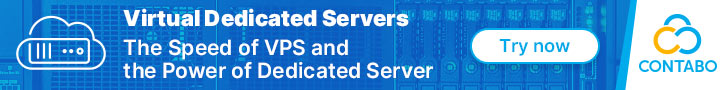 Contabo: Virtual Dedicated Server