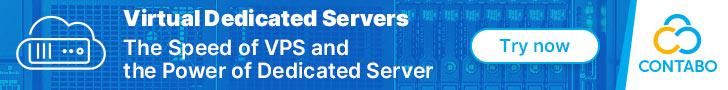 Contabo: Virtual Dedicated Server