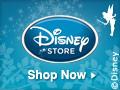 Disney Store Holidays - 120x90