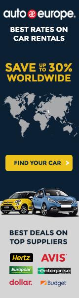 Car Rental Deals in Paris