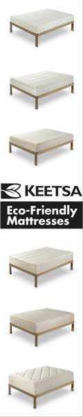 Keetsa Eco-Friendly Mattresses - Shop Now!