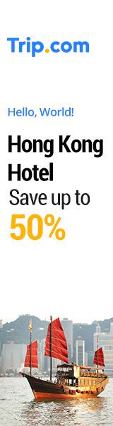 Hongkong Hotel 50% OFF(SG)