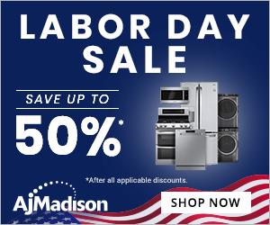 AJMadison.com: Save Up to 50% off Labor Day Sale
