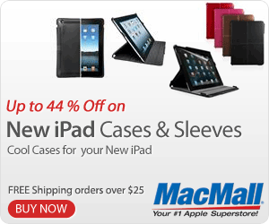 iPad Accessories at MacMall.com