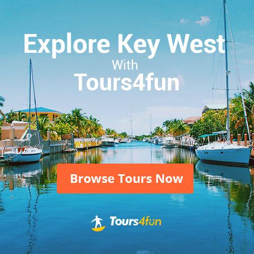Explore Key West Tours at Tours4Fun.com!