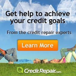 credit report repair