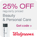 25% off Regular Price Beauty & Personal Care items w/ code CHARM25
