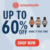 Snapmade Custom Accessories up to 60% Off Deals - 200*200