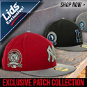 MLB Cooperstown Patch 59FIFTY