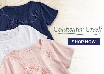 Coldwater Creek Coupon